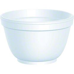 Dart® Foam Bowl - 6 oz.
