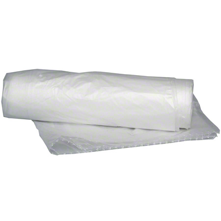 High Density Can Liner - 33 x 40, Natural