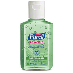 GOJO® Purell® Advanced Hand Sanitizer Soothing Gel - 2 oz.
