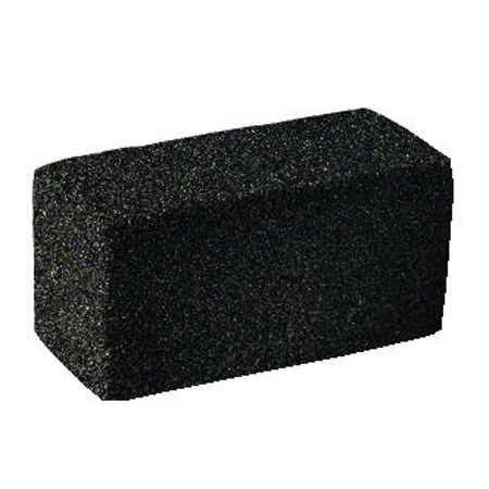 GRILL BRICK BLACK 1EA - 12CS
