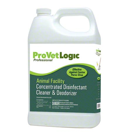 PROVET LOGIC ANIMAL DISINFECTANT CLEANER 1GAL 4CS