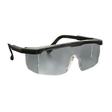 PIP HI VOLTAGE SEMI RIMLESS SAFETY GLASSES CLEAR LENSE