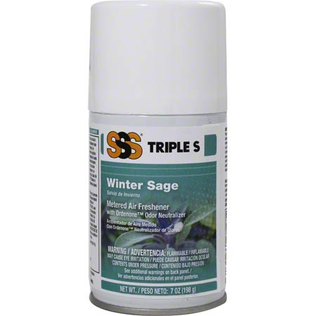 SSS WINTER SAGE AURORA CLASSIC METERED AIR FRESHENER