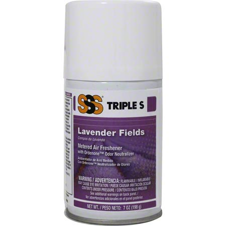 SSS LAVENDER FIELDS AURORA CLASSIC METERED AIR FRESHENER