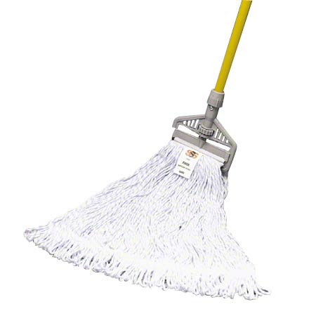SSS MEDIUM FINISH MOP HEAD 12CS