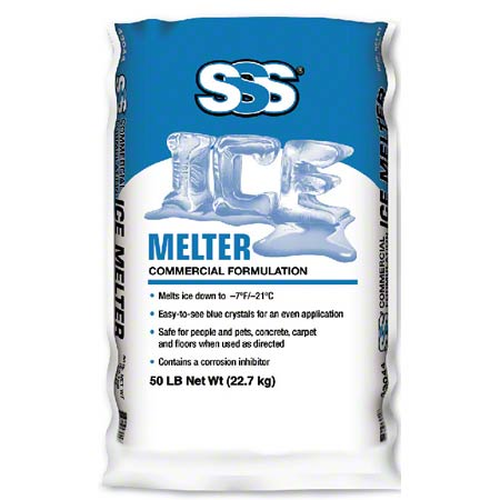 SSS COMMERCIAL ICE MELTER 50# 42PL