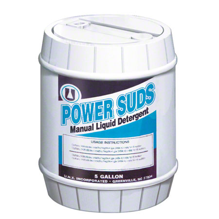 POWER SUDS MANUAL DISHWASHING DETERGENT 1GAL 4CS
