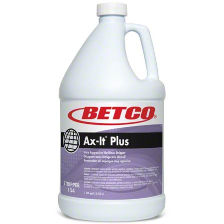 Betco® Ax-It® Plus Stripper - Gal.