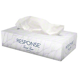 NPS® Response® White Facial Tissue - 100 ct.
