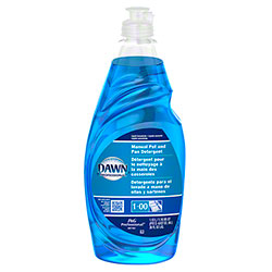 P&G Dawn® Manual Pot & Pan Detergent Concentrate 1-00 - 38 oz., Regular Scent