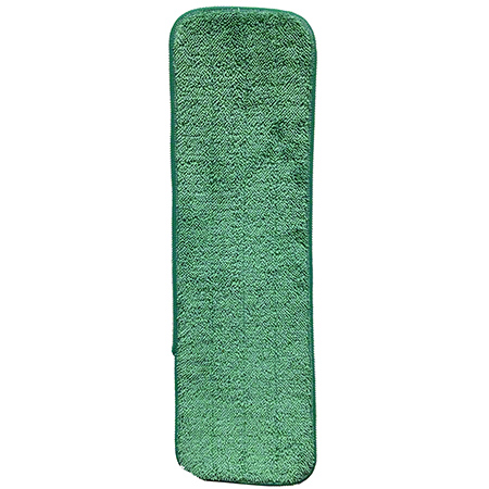 "Empire Cleaning Supply Microfiber Mop - 18"" Green"