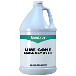 Genlabs Lime Gone Scale Remover - Gal.