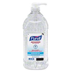 GOJO® Purell® Advanced Hand Sanitizer Gel - 2 L