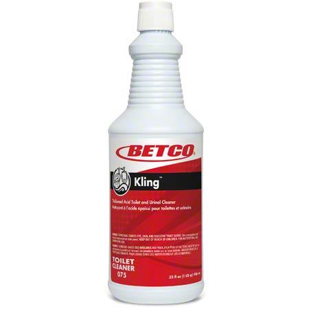 Betco® Kling™ Toilet Cleaner - Qt.