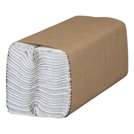Cascades Décor® Center-Fold Paper Towel - White