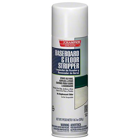 Champion Sprayon® Baseboard & Floor Stripper-19 oz. Net Wt