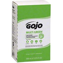 GOJO® Multi Green® Hand Cleaner -2000 mL PRO™ TDX™