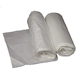 Inteplast High Density Liner - 30 x 37, 10 mic, Natural