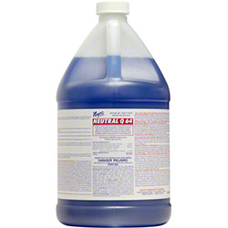 Nyco Neutral Q64 Disinfectant/Cleaner/Deodorizer - Gal.