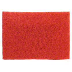 "3M™ 5100 Red Buffer Pad - 20"" x 14"""