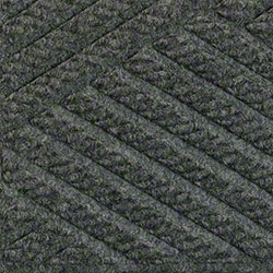 M + A Matting Waterhog® Eco Premier Fashion-3x8,Grey Ash