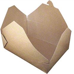 Fold-Pak® BioPlus® Terra II Container - #3