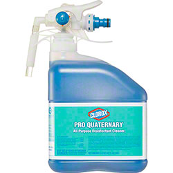 Clorox® Commercial Solutions® Pro Quaternary All Purpose Cleaner Disinfecting Cleaner - 101 oz.