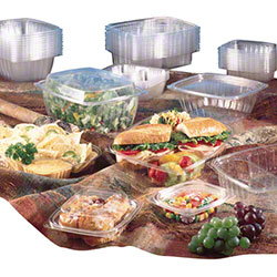 Dart® ClearPac® Containers and Lids