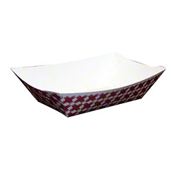 Dopaco® Food Tray - 1 lb., Basketweave