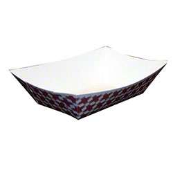 Dopaco® Food Tray - 2 lb., Basketweave