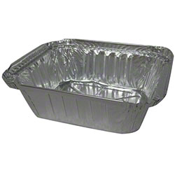 Durable Oblong Closeable Container - 1#