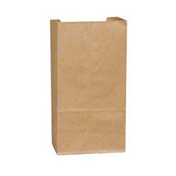 Duro 3# Kraft Grocery Bag