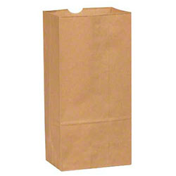 Duro 8# Kraft Grocery Bag