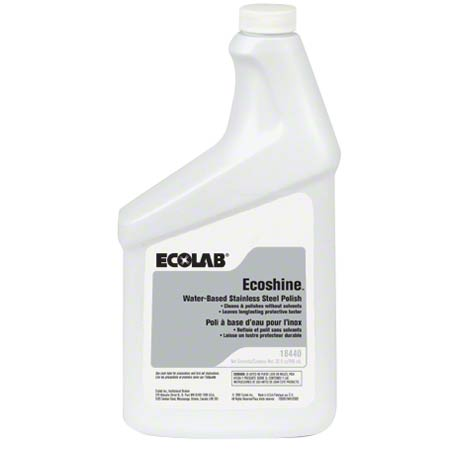 Ecolab® Ecoshine® - 6/32 oz.