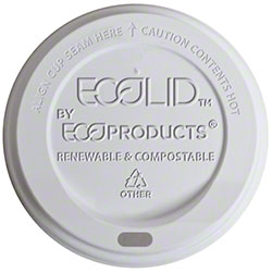 Eco-Products® EcoLid® Renewable Hot Cup Lid