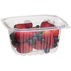 Eco-Products® Rectangular Deli Containers w/Lids