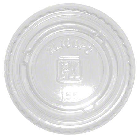 Fabri-Kal® Translucent Portion Cup Lids