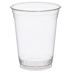 Fabri-Kal® Greenware® Cold Drink Cup - 16/18 oz.. Clear