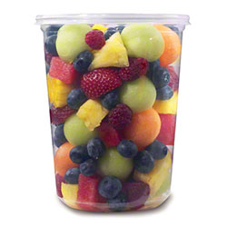 Fabri-Kal® Polypropylene Clear Deli Containers - 32 oz.