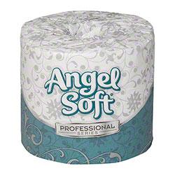 "GP Pro™ Angel Soft® 2-Ply Bath Tissue - 4.0"" x 4.0"""