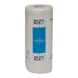 GP Pro™ Pacific Blue Select™ 2 Ply Perforated Towel