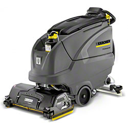 Karcher® B80 W Bp w/R65 Head Walk Behind Scrubber - 26""
