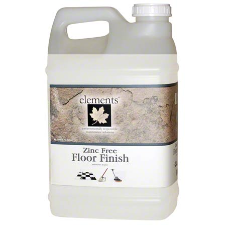 elements™ E08 Zinc-Free Floor Finish - 2.5 Gal.