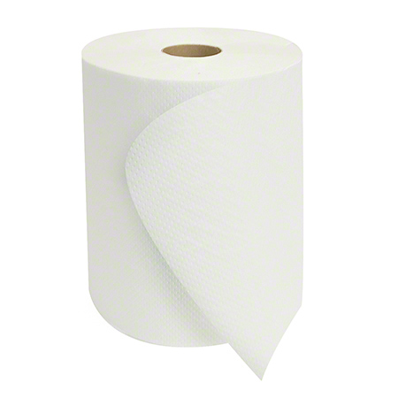 "Morcon® Morsoft® Hardwound Towel - 8"" x 800', White"