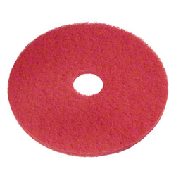 NetChoice Red Buff Floor Pad - 17""