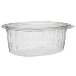 Pactiv Clearview® Hinged Lid Deli Containers