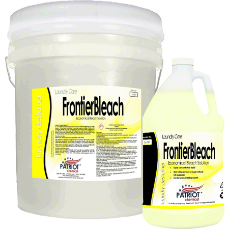 Patriot Chemical® Frontier Bleach - 15 Gal. Drum