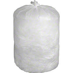 Pitt Mini-Roll High Density Liner -21.5 x 25, 8 mic, Natural
