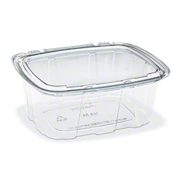 Placon® Crystal Seal® Tamper Evident Clear Container - 16 oz.