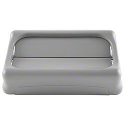 Rubbermaid® Slim Jim® Swing Lid - Gray